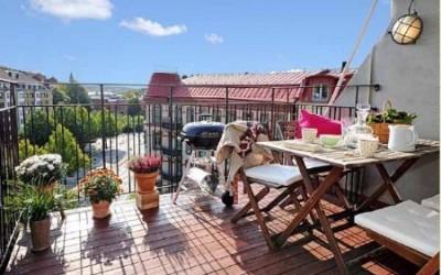 6 Ideas para decorar terrazas urbanas