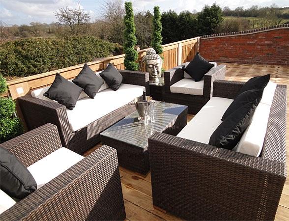 Eljardindelazahar autor en muebles de jardin - Mueble para terraza ...