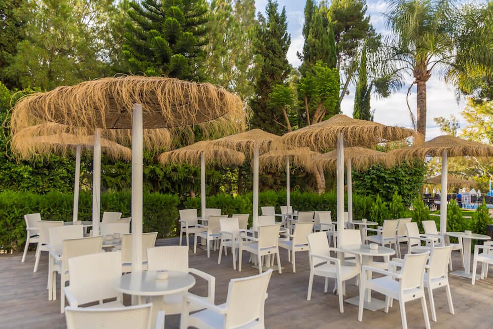 Muebles De Hostelería Terraza Y Jardín El Jardin Del Azahar